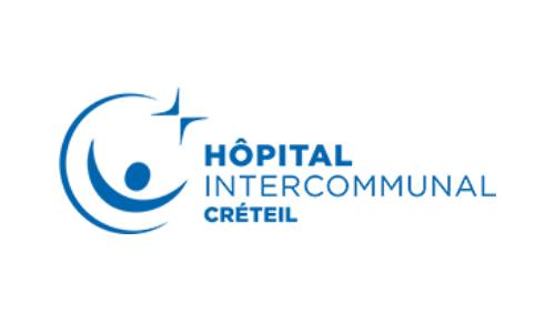 Logo hopital creteil