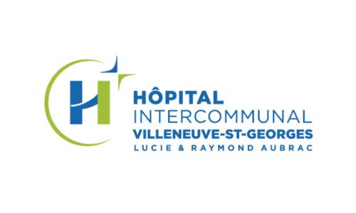 Logo hopital villeneuve saint georges