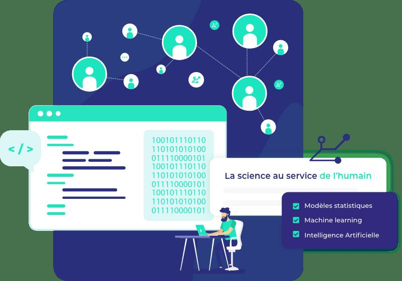 La science au service de l'humain