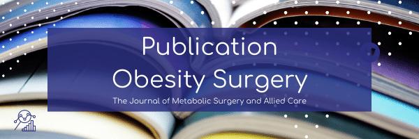 Chirurgie bariatrique : Comparaison de l'activité chirurgicale et des publications scientifiques